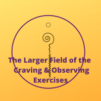 The Larger Field of Craving and Observing Exercises